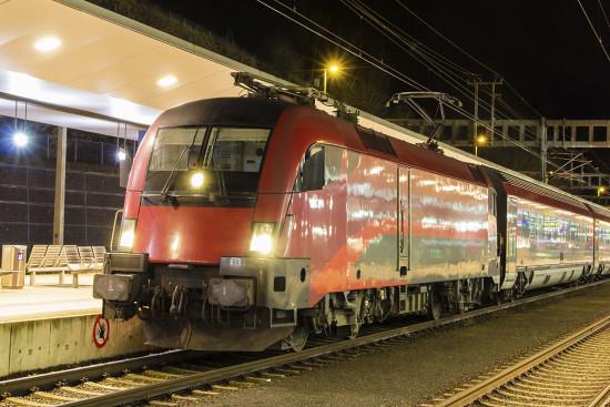 Anreise mit dem Zug - Haus Schmeisser in Obertauern, Salzburger Land