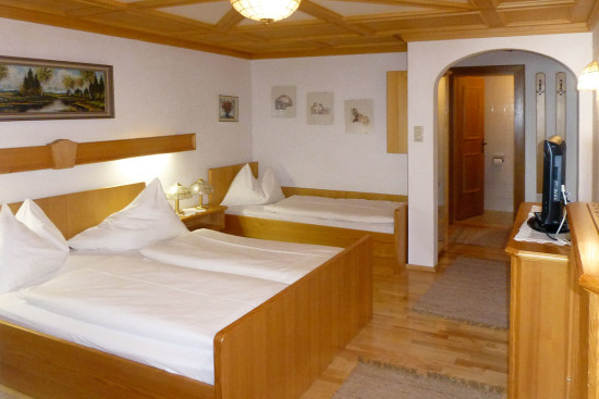 Ferienwohnung 2 - Haus Schmeisser - Ferienwohnungen in Obertauern