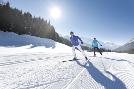 Langlaufen im Ski- & Winterurlaub in Obertauern, Salzburger Land