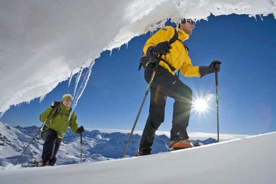 Schneeschuhwandern im Ski- & Winterurlaub in Obertauern, Salzburger Land