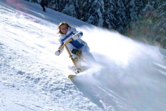 Skibike im Ski- & Winterurlaub in Obertauern, Salzburger Land