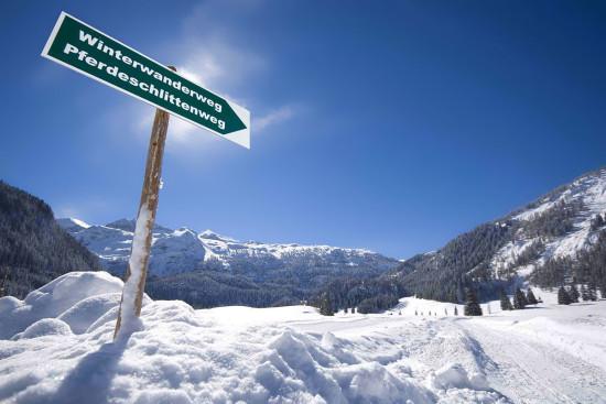 Winterwandern im Ski- & Winterurlaub in Obertauern, Salzburger Land